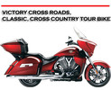 Thumbnail VICTORY CROSS ROADS CLASSIC CROSS COUNTRY TOUR BIKE MANUAL