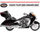 Thumbnail VICTORY VISION TOUR 2008 ONWARD BIKE REPAIR SERVICE MANUAL