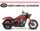 Thumbnail VICTORY HAMMER S HAMMER 8-BALL 2010 ONWARD BIKE MANUAL