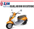 Thumbnail SYM BOLWELL MIO 50 MIO 100 SCOOTER BIKE REPAIR MANUAL