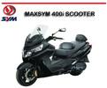 Thumbnail SYM MAXSYM400i MAXSYM 400i SCOOTER WORKSHOP REPAIR MANUAL