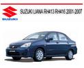 Thumbnail SUZUKI LIANA RH413 RH416 2001-2007 SERVICE REPAIR MANUAL
