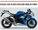 Thumbnail SUZUKI GSX-R1000 GSXR1000 2008-2014 BIKE REPAIR MANUAL