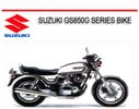Thumbnail SUZUKI GS850G SERIES BIKE REPAIR SERVICE MANUAL