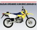 Thumbnail SUZUKI DR-Z400 DRZ400E S SM BIKE 2000-2012 REPAIR MANUAL