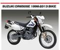 Thumbnail SUZUKI DR650SE DR-650SE 1996-2013 BIKE REPAIR MANUAL