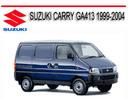 Thumbnail SUZUKI CARRY GA413 1999-2004 REPAIR SERVICE MANUAL