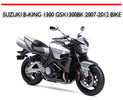Thumbnail SUZUKI B-KING 1300 GSX1300BK 2007-2012 BIKE REPAIR MANUAL