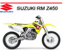 Thumbnail SUZUKI RM Z450 2005-2007 BIKE REPAIR SERVICE MANUAL