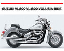 Thumbnail SUZUKI VL800 VL-800 VOLUSIA BIKE WORKSHOP REPAIR MANUAL