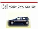 Thumbnail HONDA CIVIC 1992-1995 WORKSHOP REPAIR MANUAL