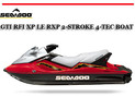 Thumbnail SEA-DOO GTI RFI XP LE RXP 2-STROKE 4-TEC BOAT REPAIR MANUAL