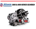 Thumbnail ALLISON TRANSMISSION 3000 & 4000 SERIES GEARBOX MANUAL