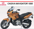 Thumbnail CAGIVA NAVIGATOR 1000 BIKE REPAIR SERVICE MANUAL