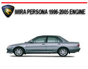 Thumbnail PROTON WIRA PERSONA 1996-2005 ENGINE WORKSHOP REPAIR MANUAL