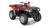 Thumbnail POLARIS SPORTSMAN 550 X2 EPS 2012 + ATV WORKSHOP MANUAL