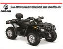 Thumbnail CAN-AM OUTLANDER RENEGADE 2008 ONWARD ATV REPAIR MANUAL