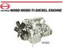 Thumbnail HINO W06D W06D-TI DIESEL ENGINE REPAIR MANUAL