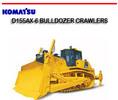 Thumbnail KOMATSU D155AX-6 BULLDOZER CRAWLERS WORKSHOP REPAIR MANUAL