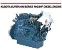 Thumbnail KUBOTA SUPER MINI SERIES 10-23HP DIESEL ENGINE REPAIR MANUAL