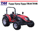 Thumbnail TYM T433 T503 T553 TRACTOR WORKSHOP REPAIR SERVICE MANUAL