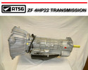 Thumbnail ZF 4HP22 TRANSMISSION FORD JAGUAR BMW ATSG GEARBOX MANUAL