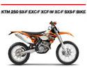 Thumbnail KTM 250 SX-F EXC-F XCF-W XC-F SXS-F BIKE ENGINE MANUAL