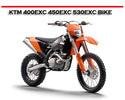 Thumbnail KTM 400EXC 450EXC 530EXC BIKE WORKSHOP SERVICE REPAIR MANUAL
