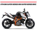 Thumbnail KTM 990 SUPER SERIES 950 SUPER SERIES BIKE REPAIR MANUAL