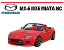 Thumbnail MAZDA MX-5 MX5 MIATA NC REPAIR & OWNERS MANUAL