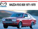 Thumbnail MAZDA RX3 808 1971-1978 SERVICE REPAIR MANUAL