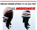 Thumbnail MERCURY MARINER OPTIMAX 115 135 150 & 175HP OUTBOARD MANUAL