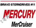 Thumbnail MERCURY MERCRUISER BRAVO STERNDRIVES #11 REPAIR MANUAL