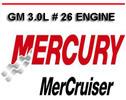 Thumbnail MERCURY MERCRUISER GM 3.0L # 26 SERVICE REPAIR MANUAL