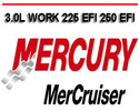 Thumbnail MERCURY MERCRUISER MODEL 3.0L WORK 225 EFI 250 EFI MANUAL