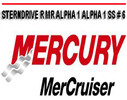 Thumbnail MERCURY MERCRUISER STERNDRIVE R MR ALPHA 1 ALPHA 1 SS # 6