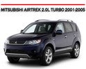 Thumbnail MITSUBISHI AIRTREK 2.0L TURBO 2001-2005 REPAIR MANUAL