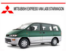 Thumbnail MITSUBISHI EXPRESS VAN L400 STARWAGON REPAIR SERVICE MANUAL