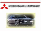 Thumbnail MITSUBISHI GALANT LEGNUM 1996-2002 WORKSHOP REPAIR MANUAL