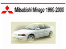 Thumbnail Mitsubishi Mirage 1990-2000 SERVICE REPAIR MANUAL