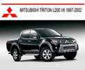 Thumbnail MITSUBISHI TRITON L200 V6 1997-2002 SERVICE REPAIR MANUAL