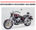 Thumbnail MOTO GUZZI BREVA V1100 CALIFORNIA 1100 & 1400 BIKE MANUAL