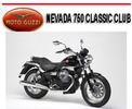 Thumbnail MOTO GUZZI NEVADA 750 CLASSIC CLUB 2002 ONWARD BIKE MANUAL