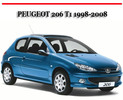 Thumbnail PEUGEOT 206 T1 1998-2008 FACTORY WORKSHOP REPAIR MANUAL