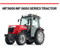 Thumbnail MASSEY FERGUSON MF3600 MF-3600 SERIES TRACTOR REPAIR MANUAL
