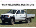 Thumbnail TATA TELCOLINE 4X2 4X4 UTE TL 1997-2005 REPAIR MANUAL