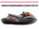 Thumbnail YAMAHA WAVERUNNER GX1800 FZR FZS JET SKI REPAIR MANUAL
