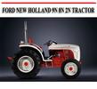 Thumbnail FORD NEW HOLLAND 9N 8N 2N TRACTOR REPAIR MANUAL