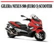 Thumbnail GILERA NEXUS 500 (EURO 3) SCOOTER SERVICE REPAIR MANUAL