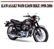 Thumbnail KAWASAKI W650 EJ650 BIKE 1998-2006 REPAIR MANUAL